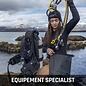 Cours de spécialiste en équipement de plongée
