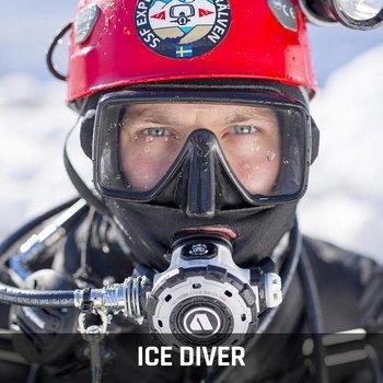 Plongée sous-glace