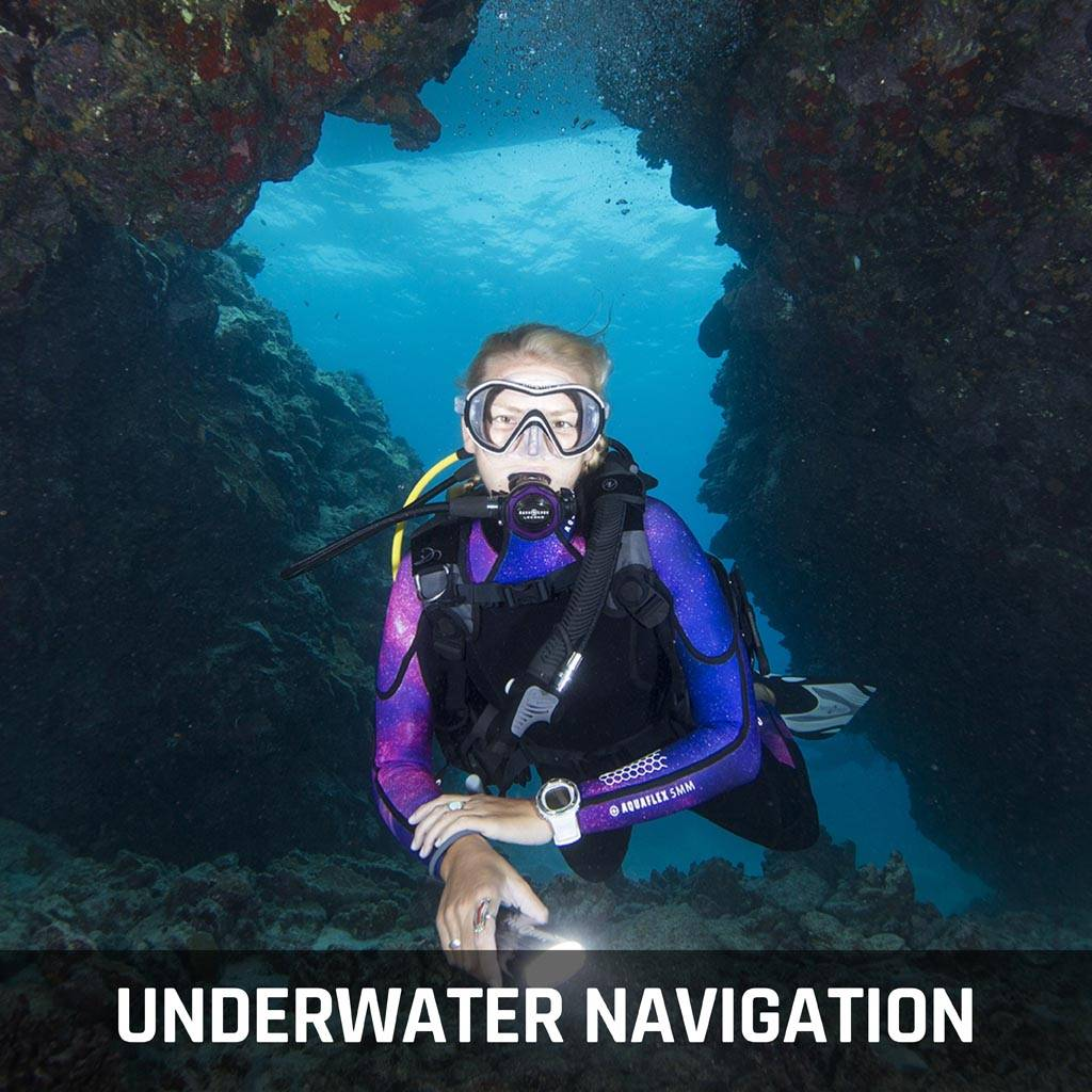 PADI Underwater Navigation Course