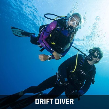 Drift Diving Specialty