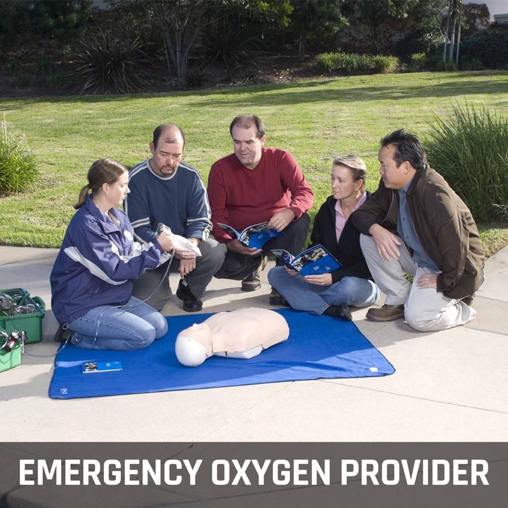 PADI Scuba Emergency Oxygen Provider Course