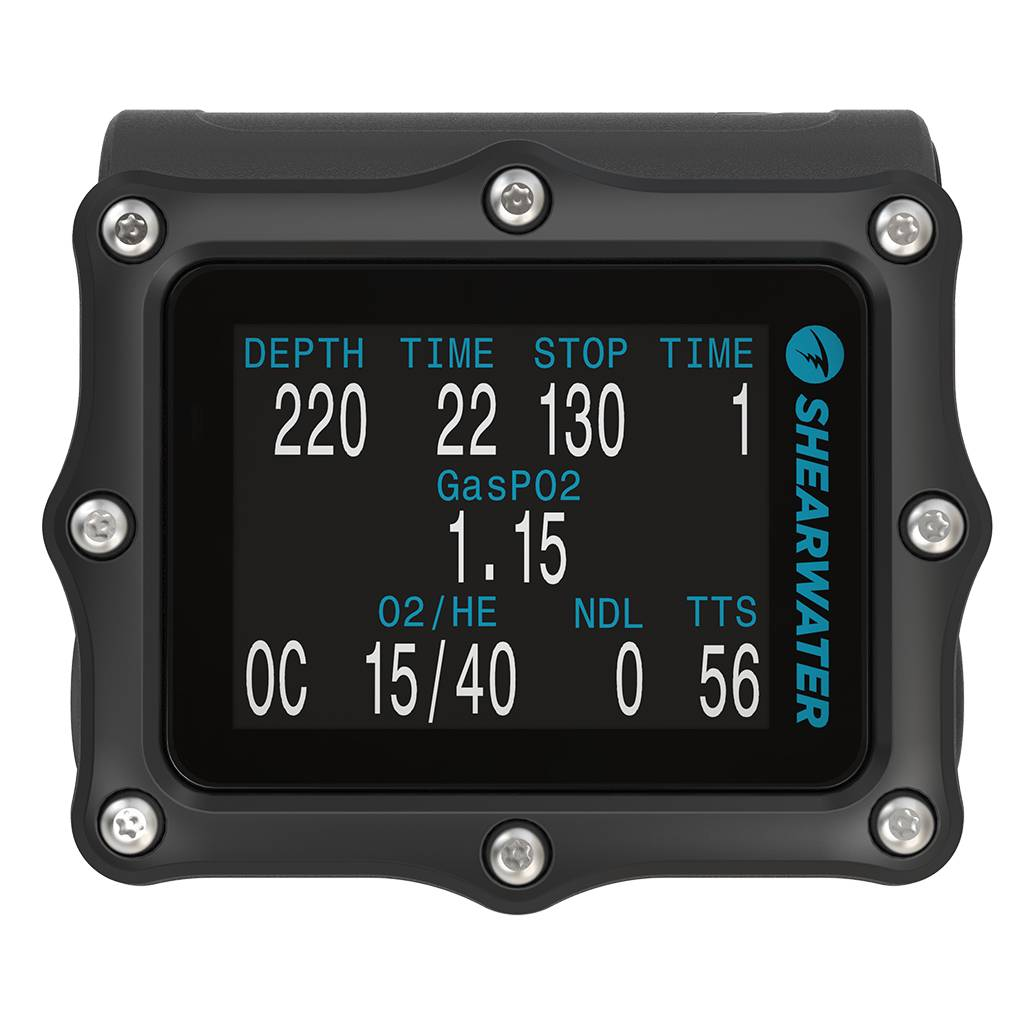 Ordinateur de plongée Perdix AI (air intégré)