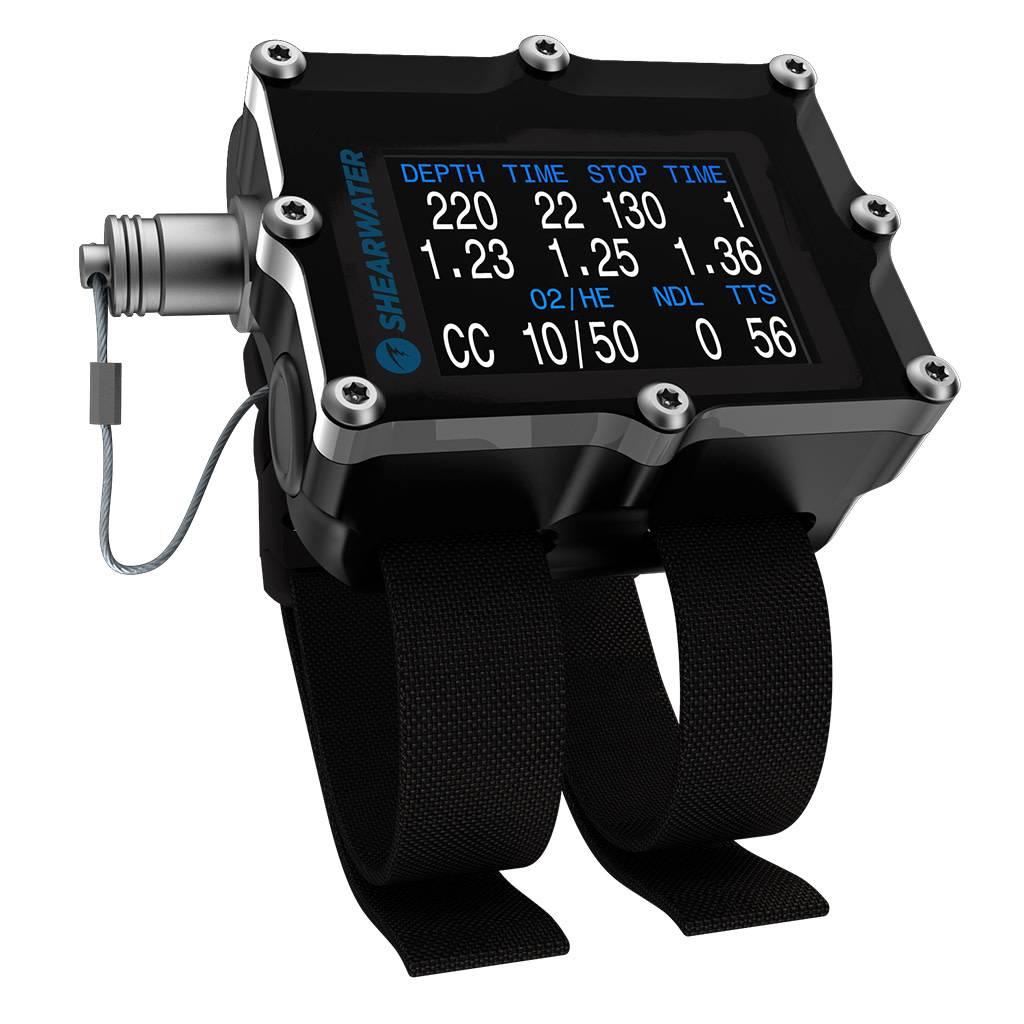 Petrel 2 - Fischer Rebreather Diving Computer