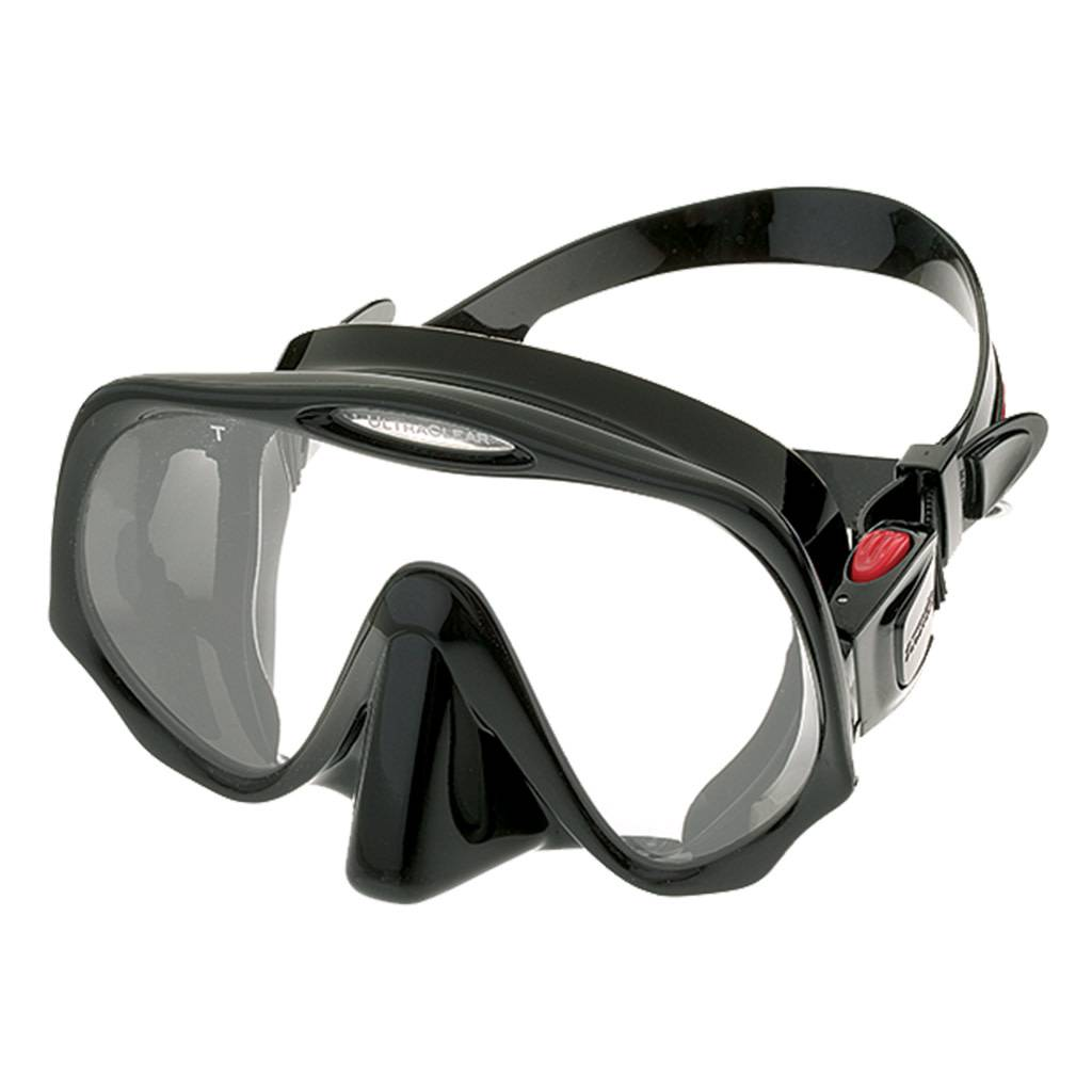 Frameless Scuba Mask