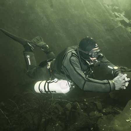 Scuba diving: a sport or a simple physical activity?