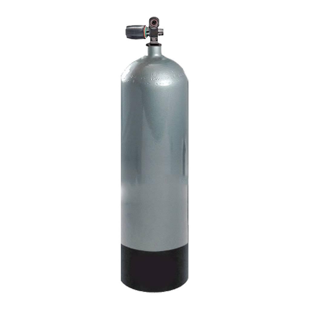 High Pressure Steel Cylinders 100 cf