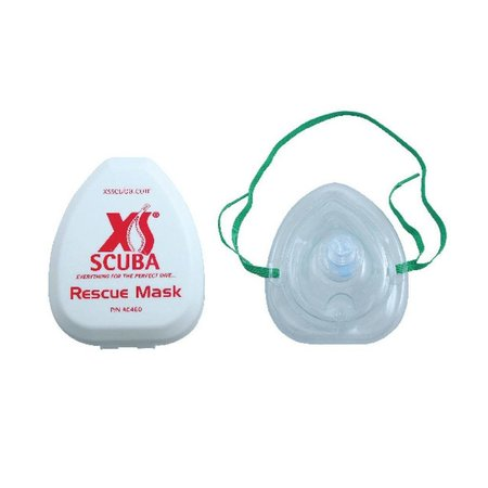 Pocket Rescue Mask with Case