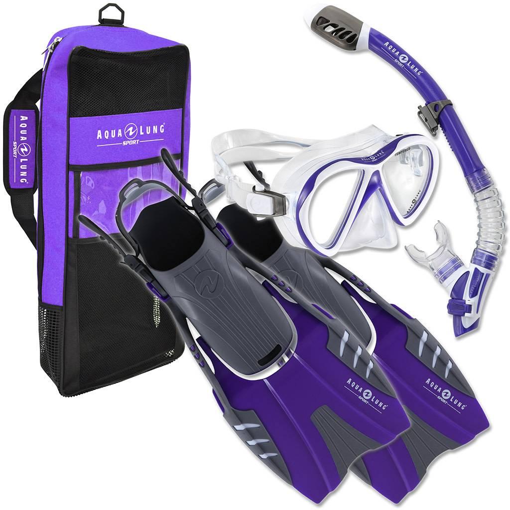 Jewel/Coronado/Croma Snorkeling Kit