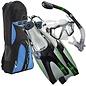 Ensemble d'apnée LUX LX/Phoenix LX/Pilot/Travel Bag