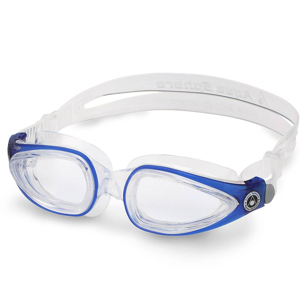 Eagle Swim Goggles with interchangeable lenses