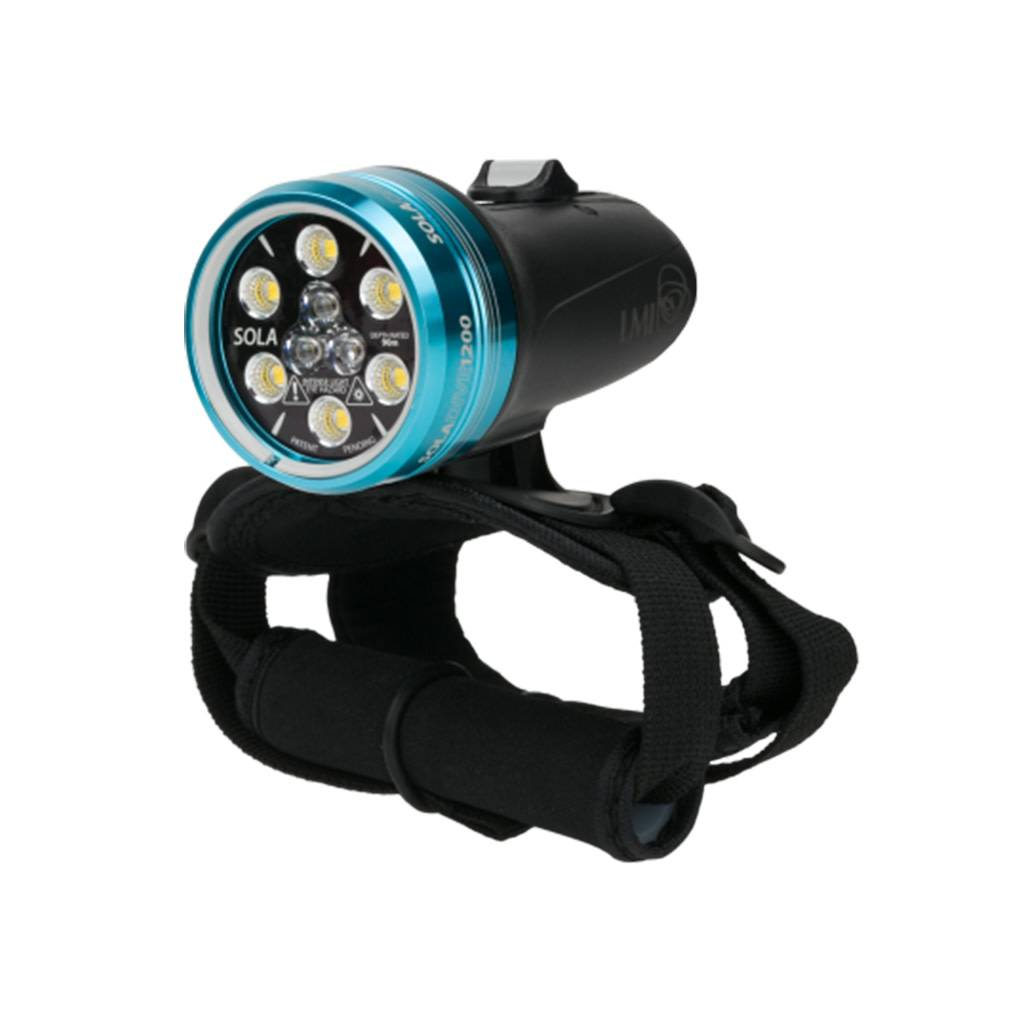 Sola 1200 Dive Light