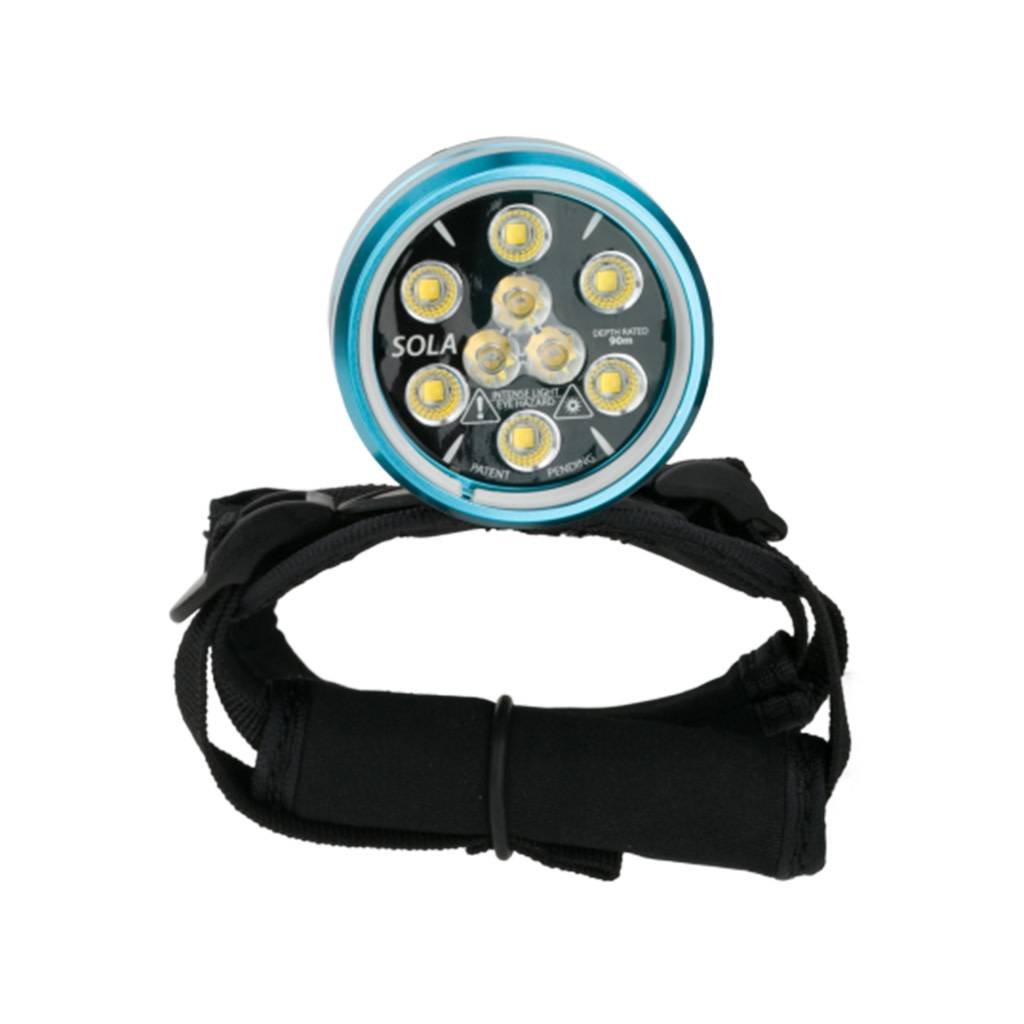 Lampe de plongée Sola 1200
