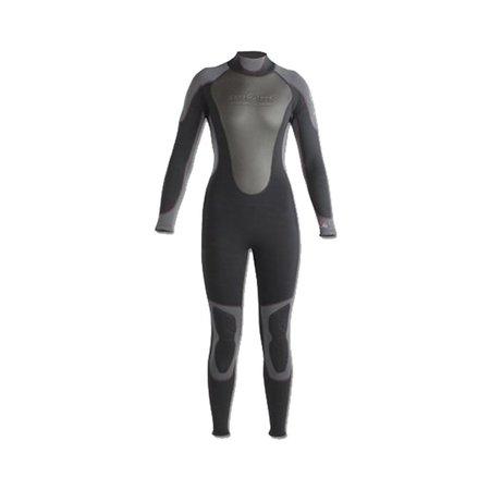 Quantum 3mm Full Wetsuit - Women