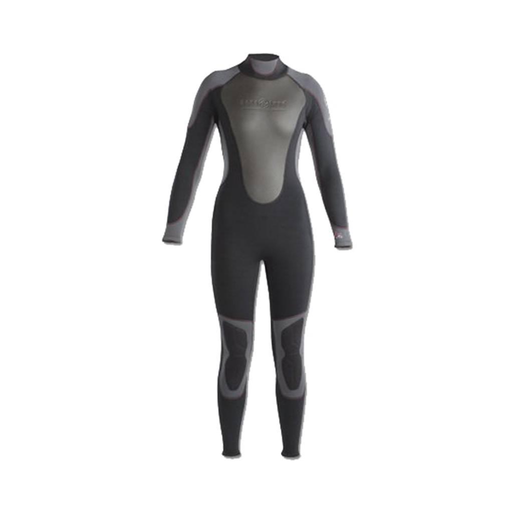 Quantum 3mm Full Wetsuit for Women