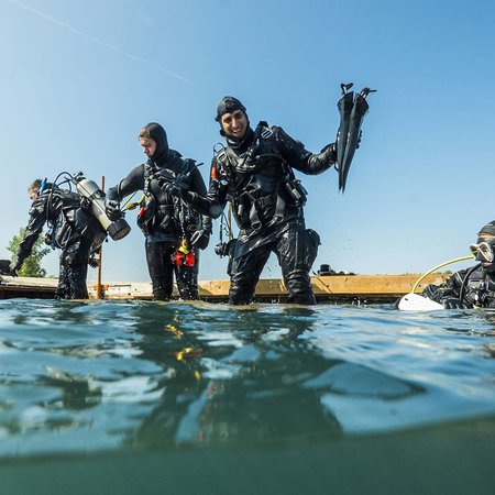 Open Water Diver Certification Dives