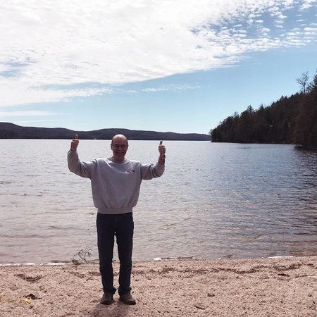 L'épave du Lac Simon