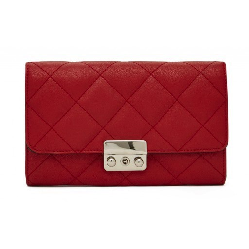 HButler<br /> MP Quilted Red<br />Vegan Leather