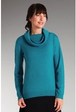 Kathy Crew Neck Tunic Sweather
