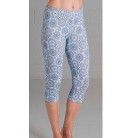 Leah Printed Capri Legging