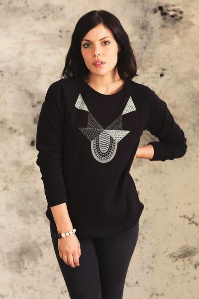 The Cotton Sweatshirt