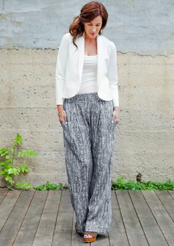 Perfect Pull-on Trouser