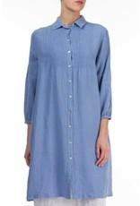Long Linen Shirt