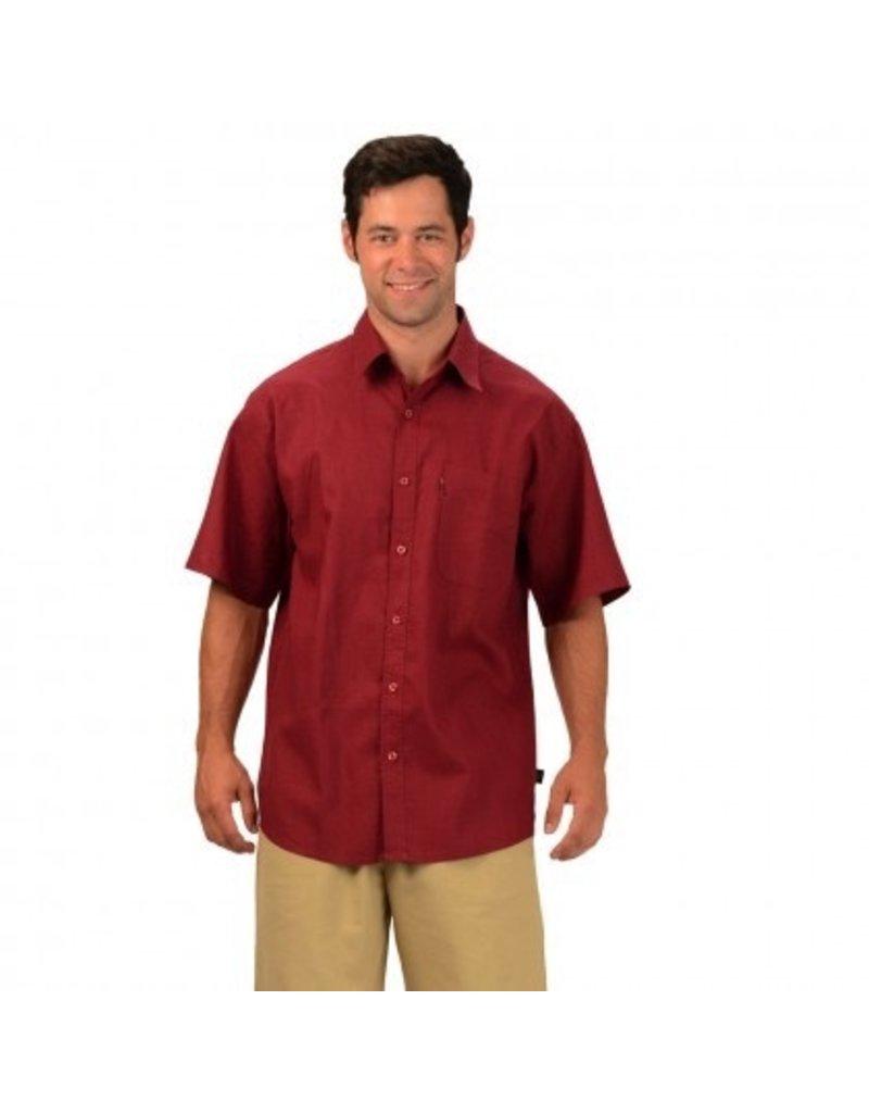 Men's Hemp S/S Dress Shirt