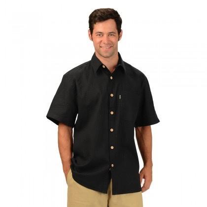 Men's Hemp S/S Shirt