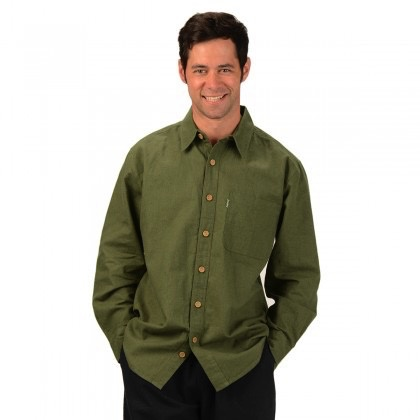 Men's L/S Muslin Shirt