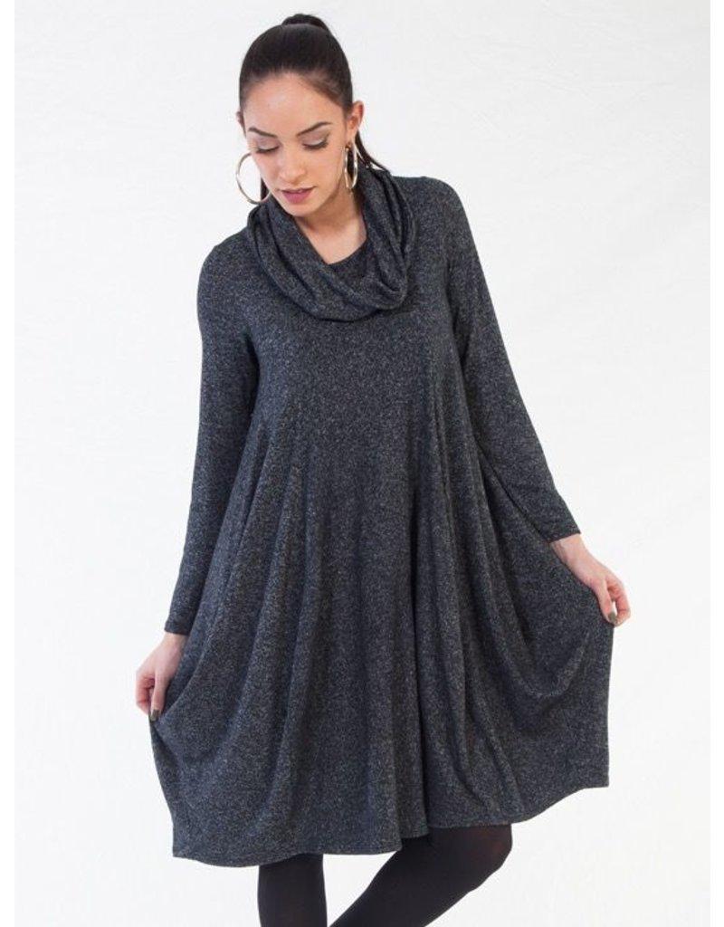 Long Wide Dress