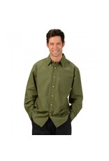 Men's Hemp L/S Muslin Shirt
