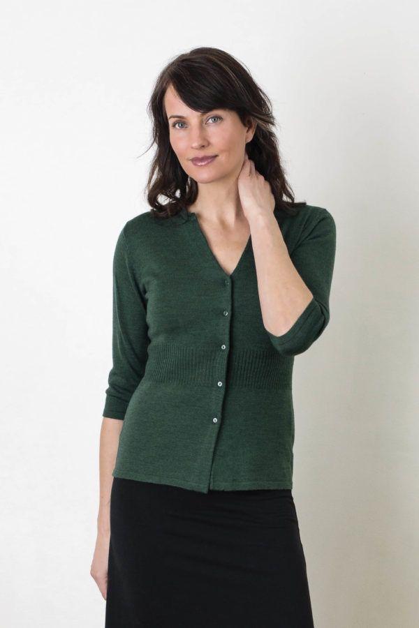 Clara Cardi Sweater