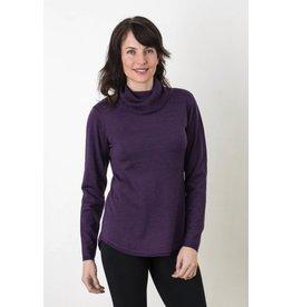 Kim Cow Tunic Sweater