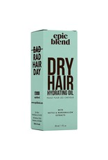 epic blend Dry Hair Hydrating Oil