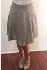 Lina Linen Skirt