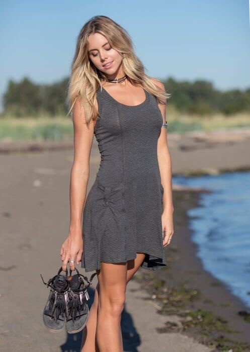 Nomads Hempwear Walkiki Dress