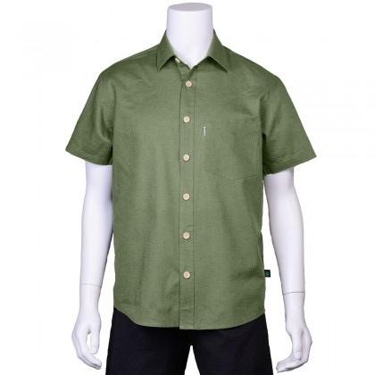 Hemp S/S Button Shirt