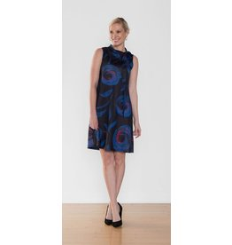 Noelline Sleeveless Tie Dress