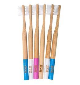 Bam Brush Bamboo Tooth Brushes