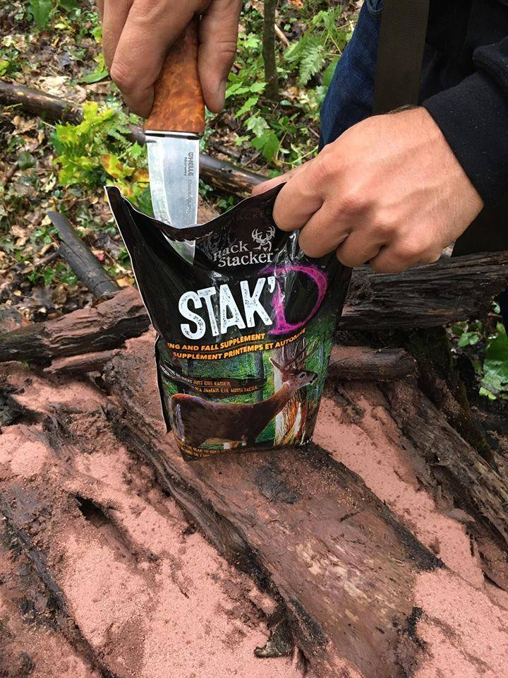 Rack Stacker StaK'D mineral attractant 5lb