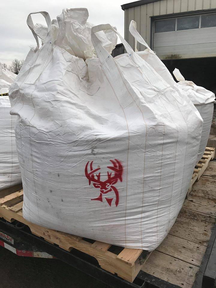 Rack Stacker Original Deer Feed Tote 1100 lbs.