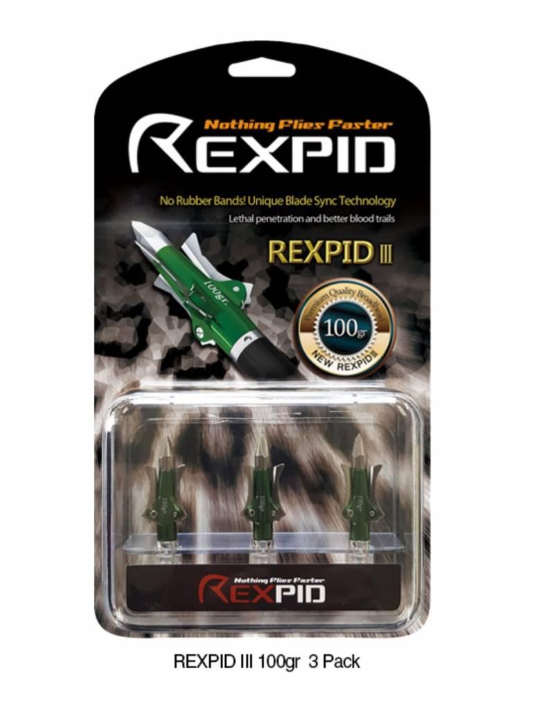 Rexpid 3 100gr - 3pk.