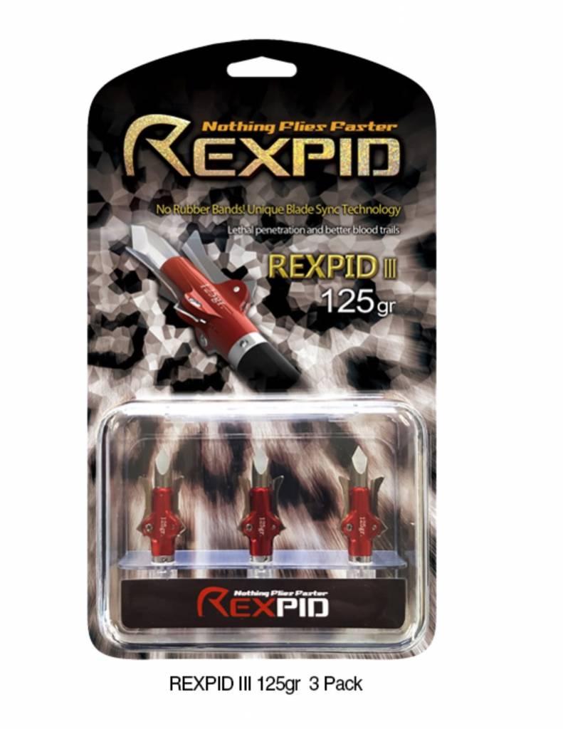 Rexpid 3 125gr. - 3pk.