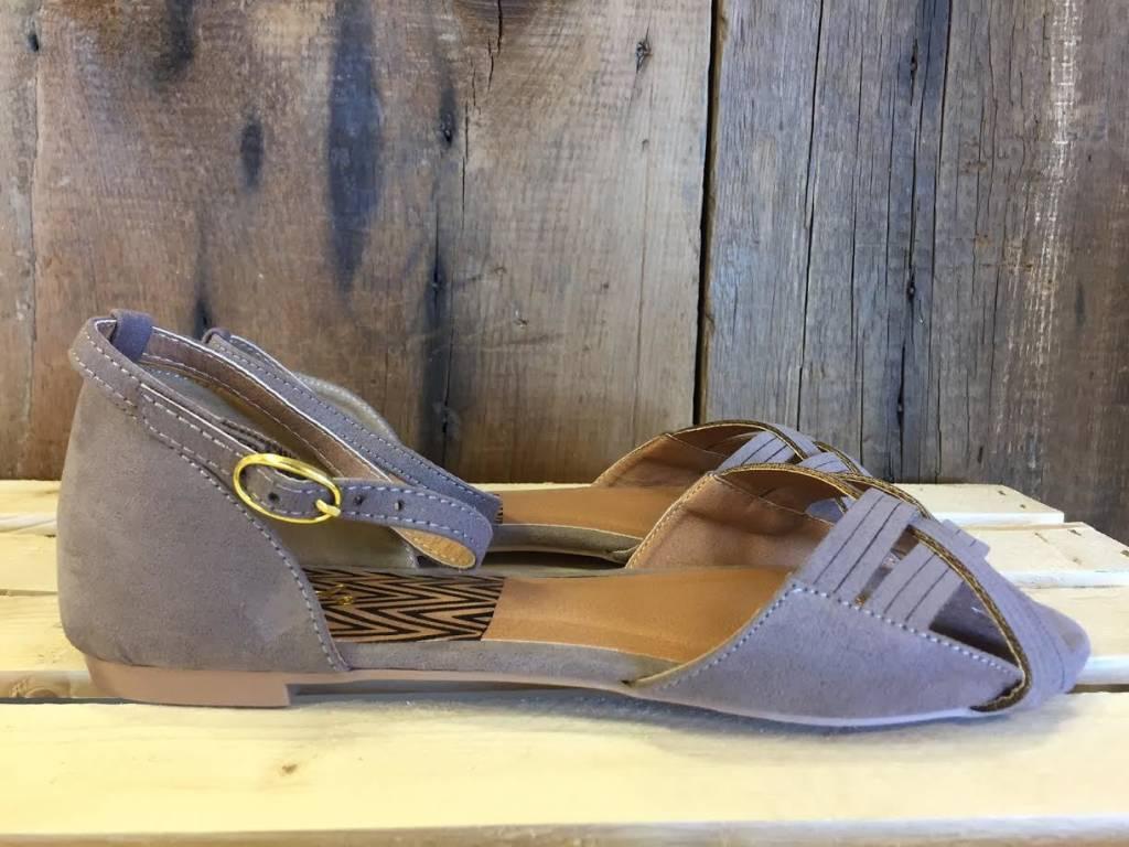 Taupe Palmer Sandal