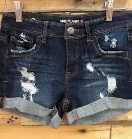 NP Denim Shorts