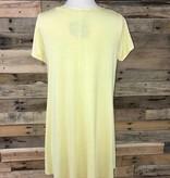Lemon T-Shirt Dress