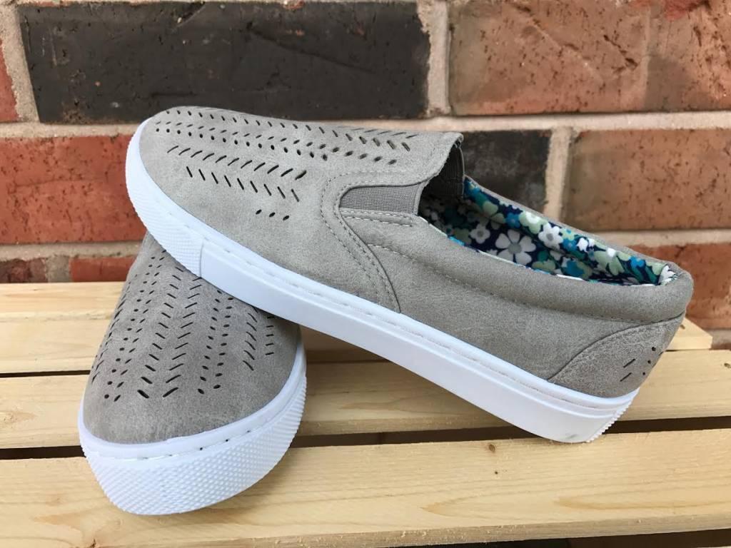 Grey Reba Sneaker