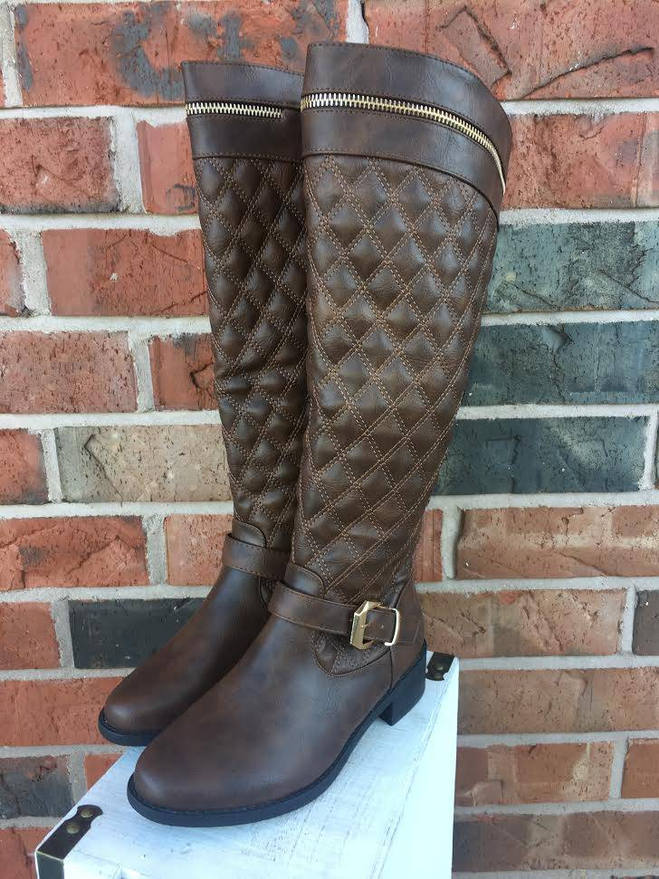 Brown Greta Boot