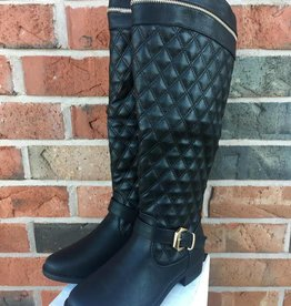 Black Greta Boot