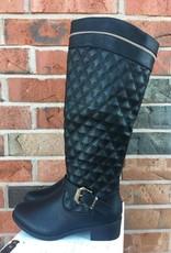 Black Greta Boot